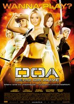 D.O.A. - Dead or Alive Poster