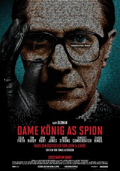 Dame König As Spion Poster