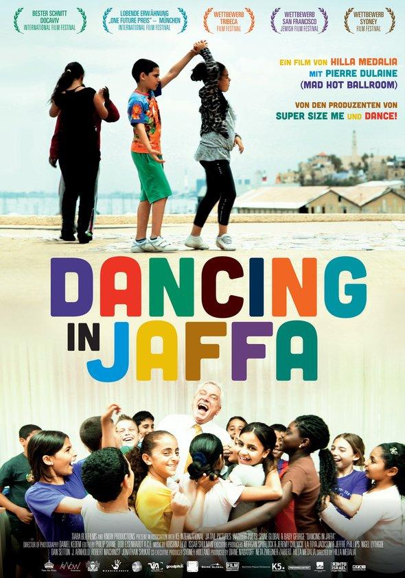 Dancing in Jaffa Poster