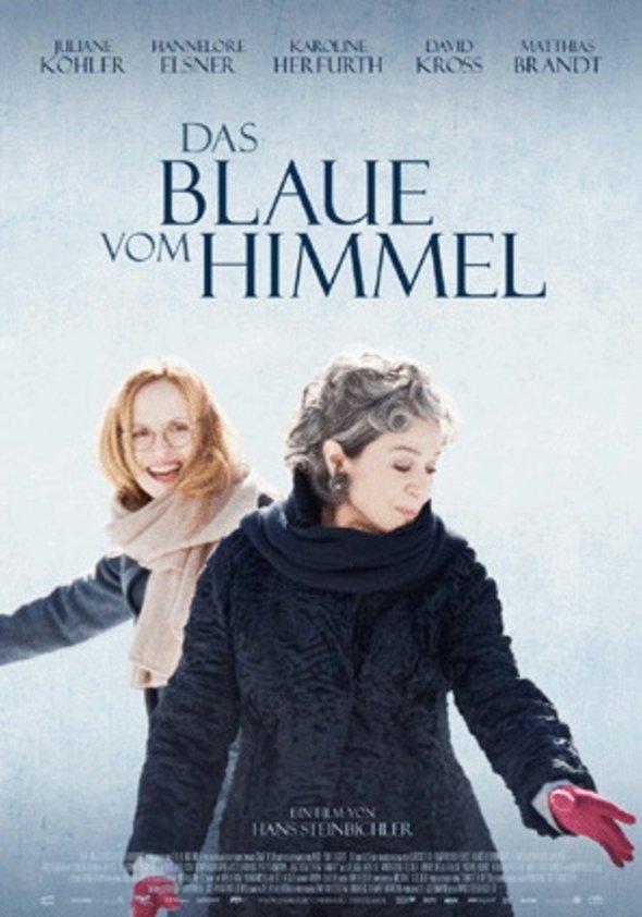 Das Blaue vom Himmel Poster