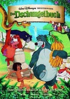 Das Dschungelbuch Poster