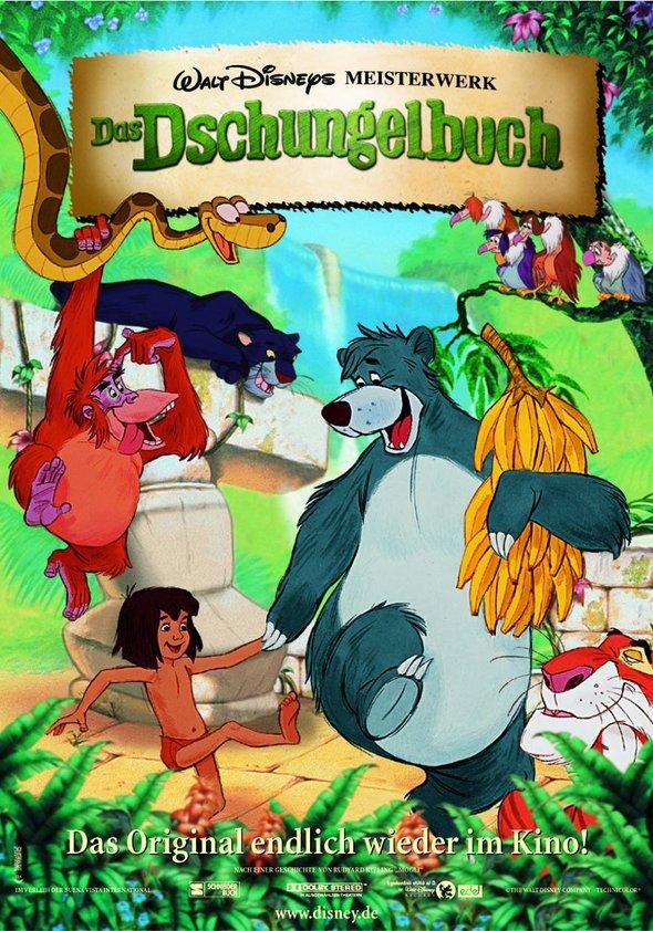 Das Dschungelbuch 2 Stream
