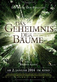 Das Geheimnis der Bäume Poster