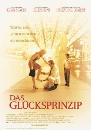 Das Glücksprinzip Poster