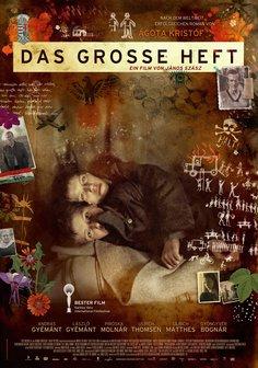 Das große Heft Poster