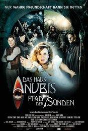 Das Haus Anubis - Pfad der 7 Sünden