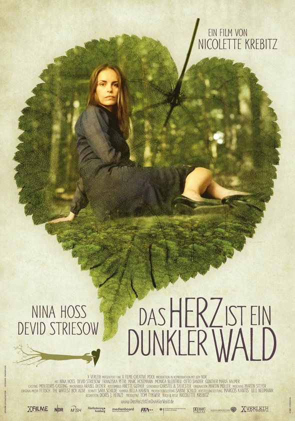 Das Herz ist ein dunkler Wald Poster