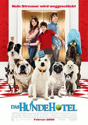 Das Hundehotel Poster
