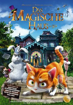 Das magische Haus Poster