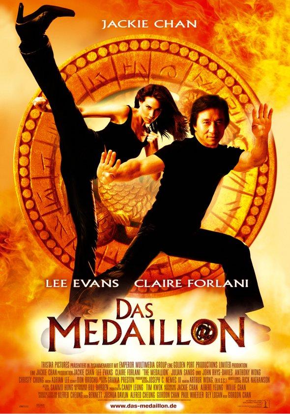 Das Medaillon Poster