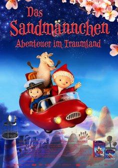 Das Sandmännchen - Abenteuer im Traumland Poster