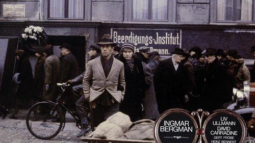 Resultado de imagen de Das Schlangenei, 1977
