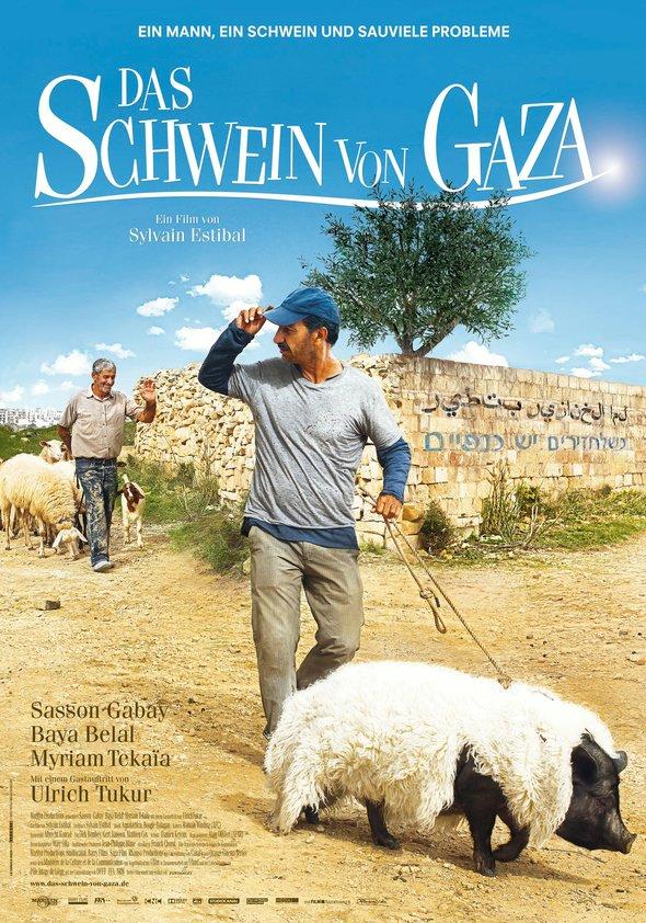 Das Schwein von Gaza Poster