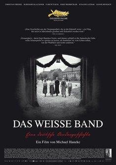 Das weiße Band Poster