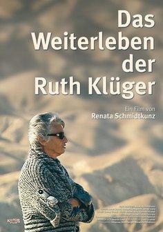 Das Weiterleben der Ruth Klüger Poster