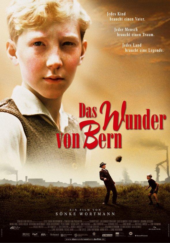 Das Wunder von Bern Poster