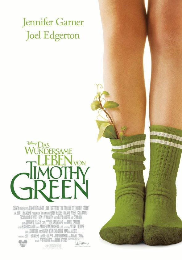 Das wundersame Leben von Timothy Green Poster