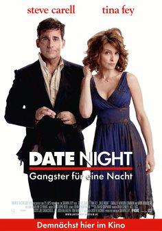 Date Night - Gangster für eine Nacht Poster