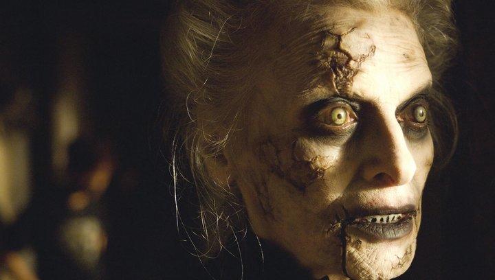 Dead Silence - Trailer Englisch Poster