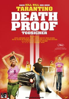 Death Proof - Todsicher Poster