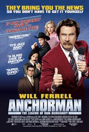 Der Anchorman - Die Legende von Ron Burgundy