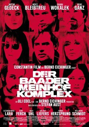 Der Baader Meinhof Komplex Poster