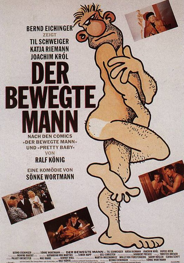 Der bewegte Mann Poster