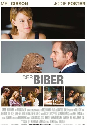 Der Biber Poster