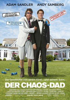 Der Chaos-Dad Poster