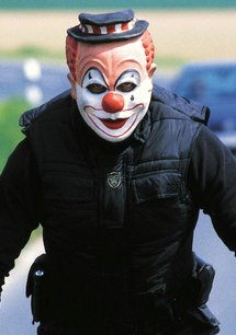 Der Clown (2. Staffel, 8 Folgen)