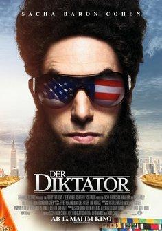 Der Diktator Poster
