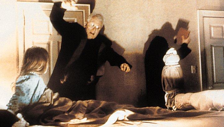 Der Exorzist - Trailer Englisch Poster