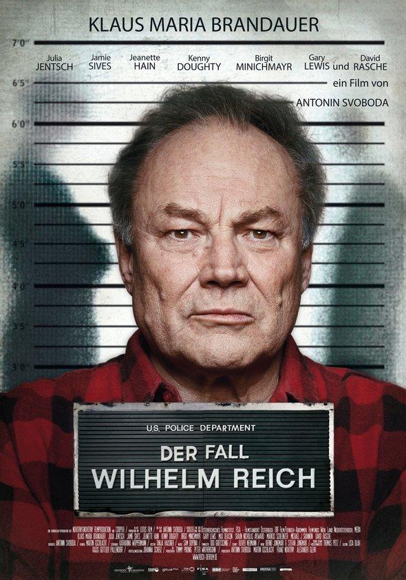 Der Fall Wilhelm Reich Poster