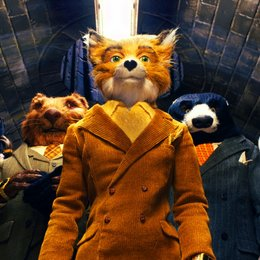 Der fantastische Mr. Fox - Trailer Poster