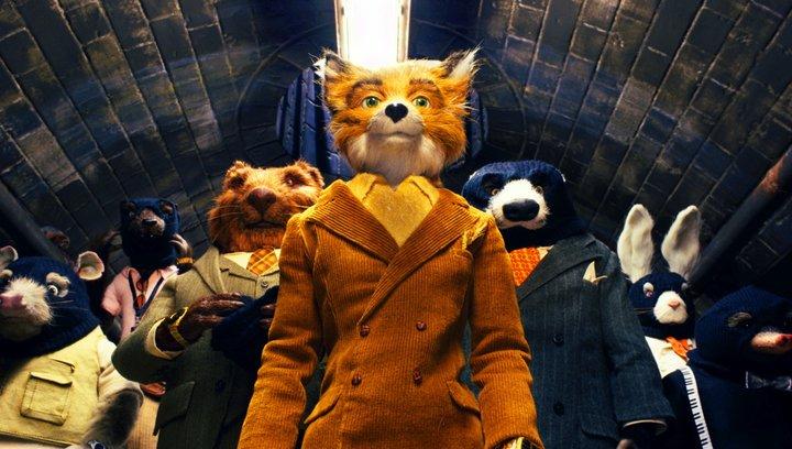 Der fantastische Mr. Fox - Trailer Poster