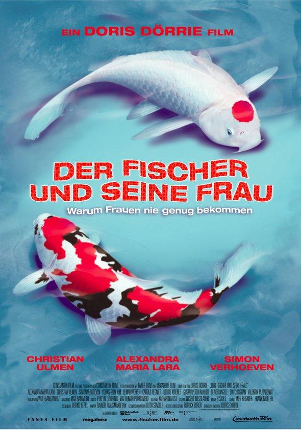 Der Fischer und seine Frau Poster