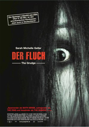 Der Fluch - The Grudge Poster