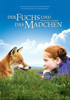 Der Fuchs und das Mädchen Poster
