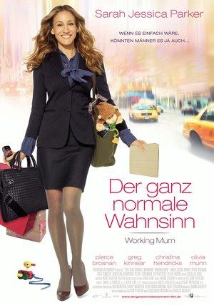Der ganz normale Wahnsinn - Working Mum Poster