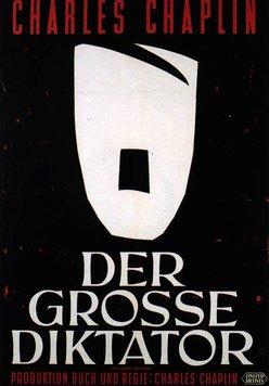 Der große Diktator Poster