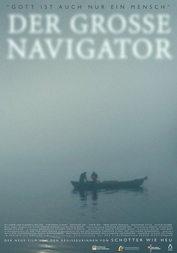 Der große Navigator Poster
