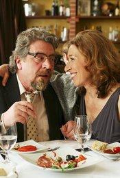 Der Heiratsschwindler und seine Frau