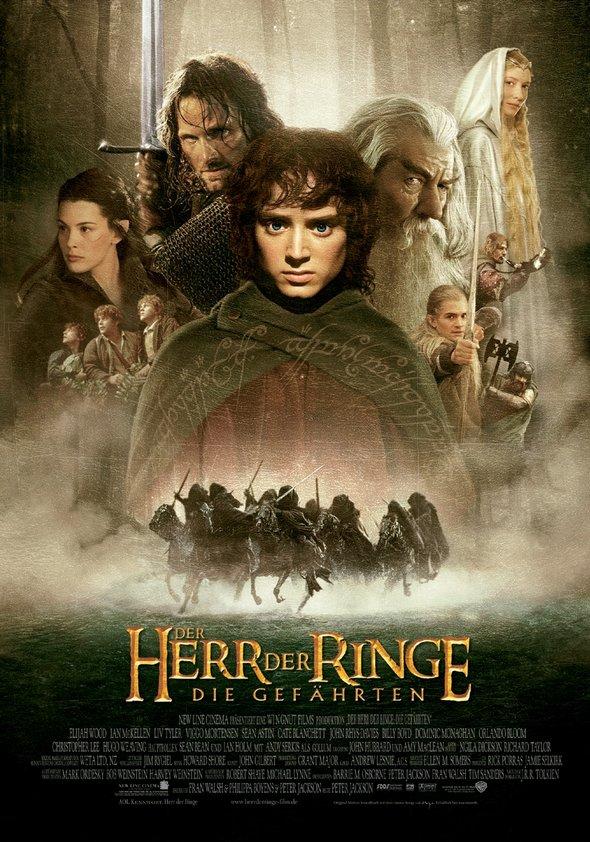 Der Herr der Ringe - Die Gefährten Poster