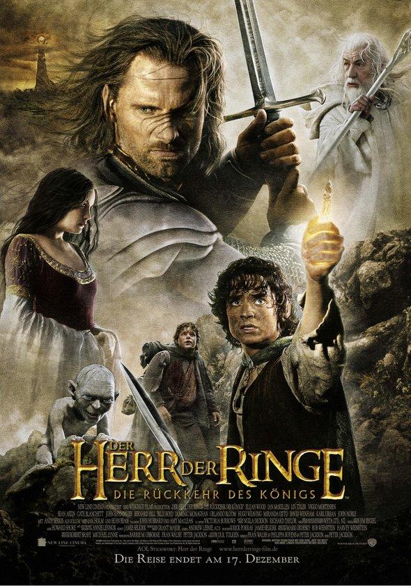 Der Herr der Ringe - Die Rückkehr des Königs Poster