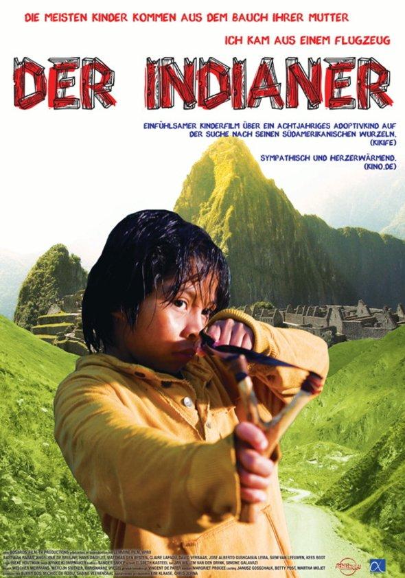 Der Indianer Poster