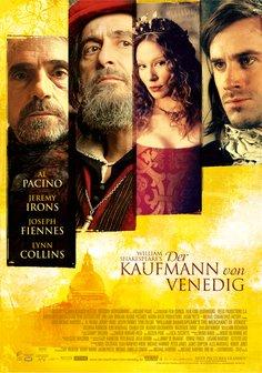 Der Kaufmann von Venedig Poster