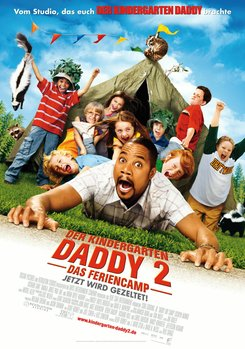 Der Kindergarten Daddy 2: Das Feriencamp