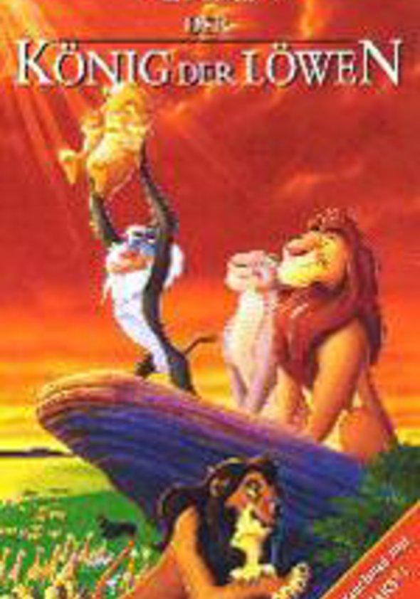 Der König der Löwen Poster