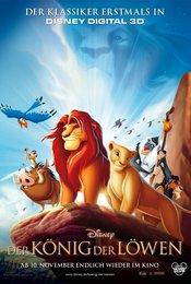 Der König der Löwen 3D