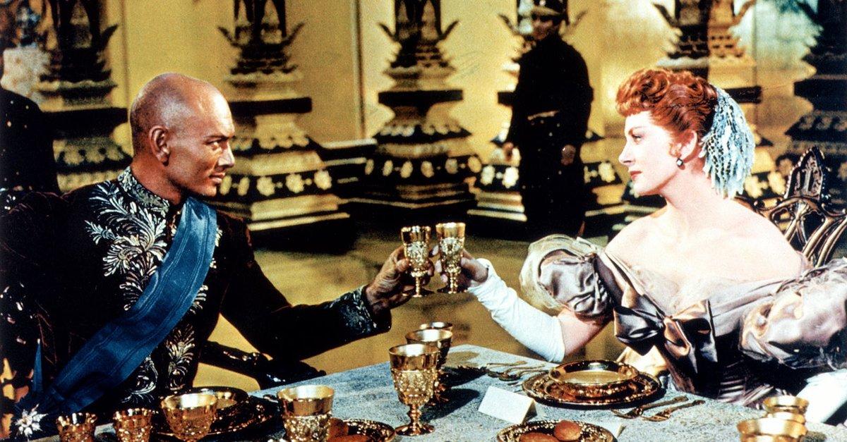 Der König Und Ich Film